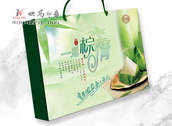 高档粽子包装盒